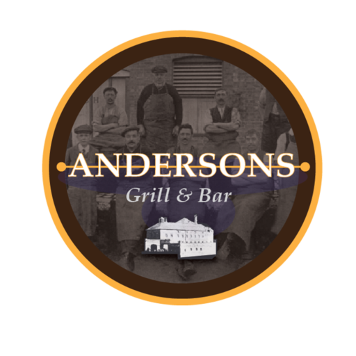 Andersons grill & bar logo